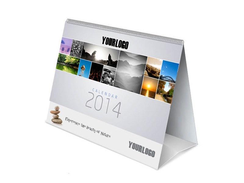 Contoh Kalendar Meja (Soft Stand) - Gambar dari google